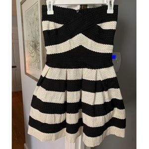 Cocktail style dress.